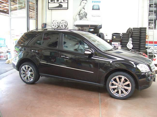 Cerchi Mercedes ML